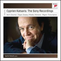 Cyprien Katsaris: The Sony Recordings - Cyprien Katsaris (piano)
