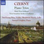 Czerny: Piano Trios; Deux Trios brillants; Trois Sonatines faciles et brillantes