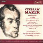 Czeslaw Marek: Orchestral Works