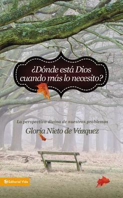 ?d?nde Estß Dios Cuando Mßs Lo Necesito?: La Perspectiva Divina de Nuestros Problemas - Nieto de Vazquez, Gloria