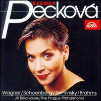 Dagmar Pecková - Dagmar Pecková (mezzo-soprano); Prague Philharmonic Choir (choir, chorus); Prague Philharmonia; Jirí Belohlávek (conductor)