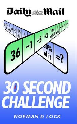 Daily Mail 30 Second Challenge (2 Volumes) - Lock, Norman