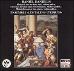 Daniel Danielis: Motets for One or Two Voices, Violin and Basso Continuo
