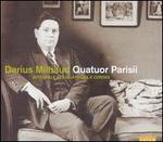 Darius Milhaud: Integrale des Quatuors à Cordes (Box Set)