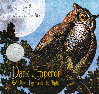 Dark Emperor and Other Poems of the Night - Sidman, Joyce