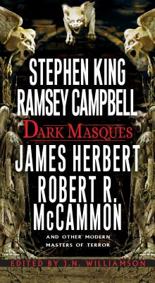 Dark Masques - Williamson, J N (Editor)