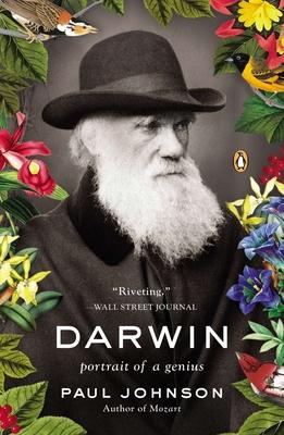 Darwin: Portrait of a Genius - Johnson, Paul, Professor