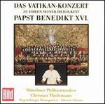 Das Vatikan-Konzert Zu Ehren Seiner Heiligkeit Papst Benedikt XVI