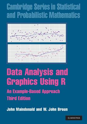 Data Analysis and Graphics Using R: An Example-Based Approach - Maindonald, John, and Braun, W John