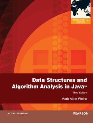 Data Structures and Algorithm Analysis in Java - Weiss, Mark Allen