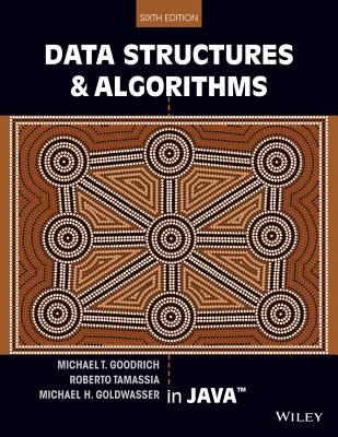 Data Structures and Algorithms in Java - Goodrich, Michael T