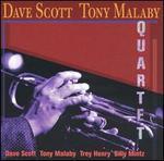 Dave Scott/Tony Malaby Quartet