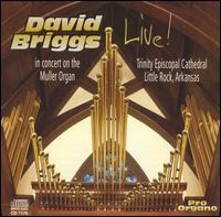 David Briggs Live! - David Briggs (organ)