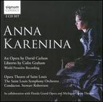 David Carlson: Anna Karenina