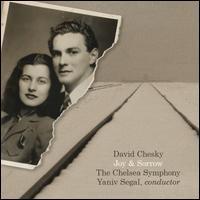 David Chesky: Joy & Sorrow - Artur Kaganovskiy (violin); Ethan Herschenfeld (bass); Kristina Reiko Cooper (cello); Moran Katz (clarinet);...