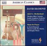 David Diamond: AHAVA - Brotherhood