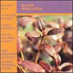 David Maslanka: Music for Winds