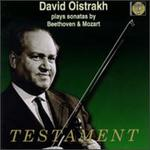 David Oistrakh Plays Violin Sonatas By Beethoven & Mozart