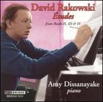 David Rakowski: Études from Books II, III & IV