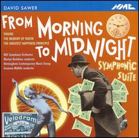 David Sawer: From Morning to Midnight - Alexandra Wood (violin); Birmingham Contemporary Music Group; Simon Blendis (violin); BBC Symphony Orchestra
