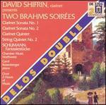 David Shifrin Presents Two Brahms Soir?es