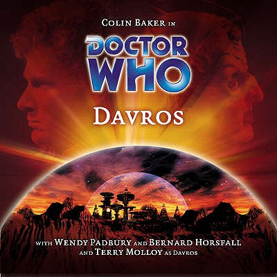 Davros - Parkin, Lance, and Baker, Colin (Read by), and Molloy, Terry (Read by)