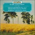 Davydov: Cello Concertos, Nos.1 & 2/Drei Salonstucke/Barcarola/Adieu