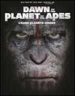 Dawn of the Planet of the Apes [3D] [Blu-ray/DVD]
