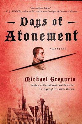 Days of Atonement - Gregorio, Michael