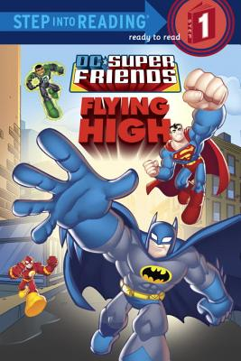DC Super Friends: Flying High - Eliopulos, Nick
