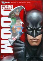 DCU Justice League: Doom - Lauren Montgomery