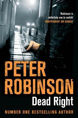 Dead Right - Robinson, Peter