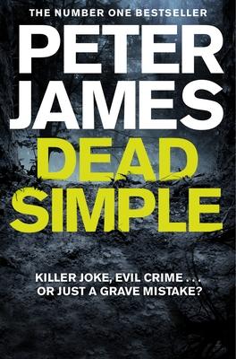 Dead Simple - James, Peter