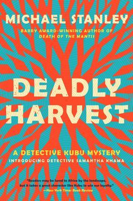 Deadly Harvest - Stanley, Michael