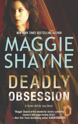 Deadly Obsession - Shayne, Maggie