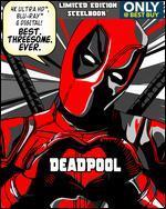 Deadpool [Steelbook] [2 Year Anniversary Edition] [4K Ultra HD Blu-ray] [Only @ Best Buy]