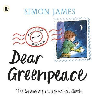 Dear Greenpeace - James, Simon
