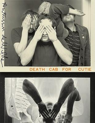 Death CAB for Cutie - De Wilde, Autumn