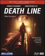 Death Line [Blu-ray/DVD] [2 Discs]