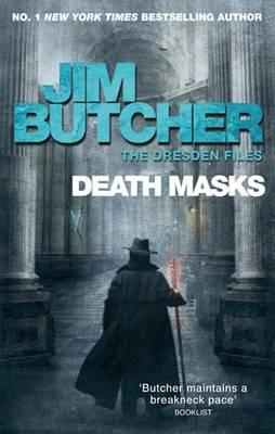 Death Masks - Butcher, Jim