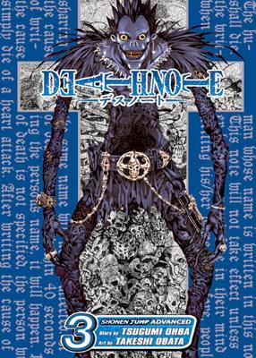 Death Note, Vol. 3 - Obata, Takeshi (Illustrator), and Ohba, Tsugumi