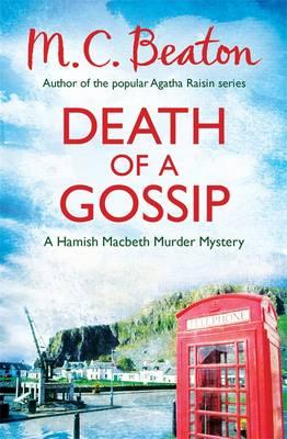 Death of a Gossip - Beaton, M C