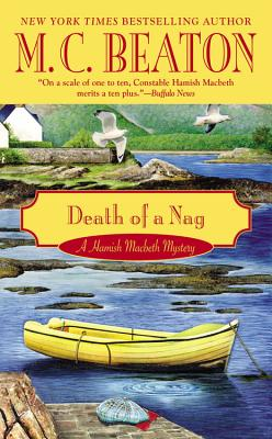 Death of a Nag - Beaton, M C