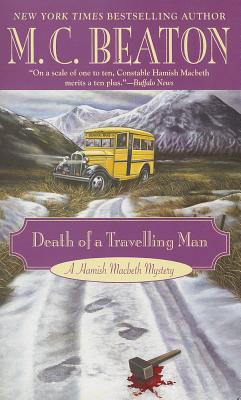 Death of a Travelling Man - Beaton, M C