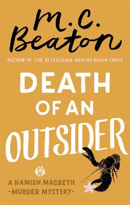 Death of an Outsider - Beaton, M.C.