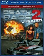 Death Race 2 [Rated/Unrated] [2 Discs] [Blu-ray/DVD]