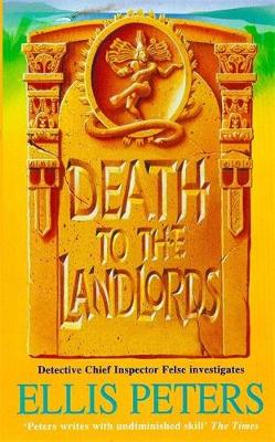 Death to the Landlords - Peters, Ellis