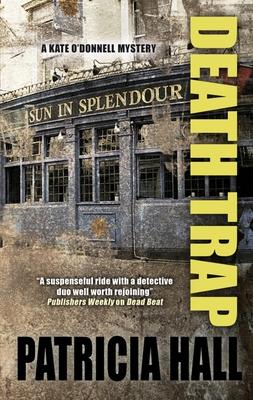 Death Trap - Hall, Patricia