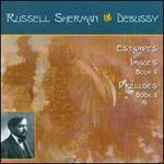 Debussy: Estampes; Images Book 2; Préludes Book 2