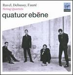 Debussy, Faur�, Ravel: String Quartets